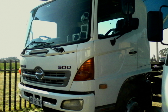 Used Hino500 for sale