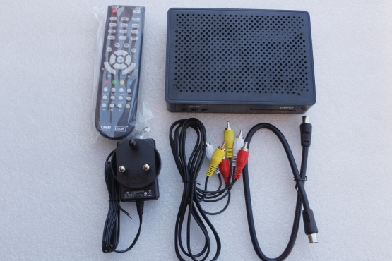 OVHD decoders supplying