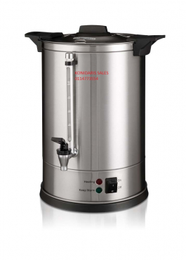 COFFEE PERCULATOR 15L B/NEW R4400.00
