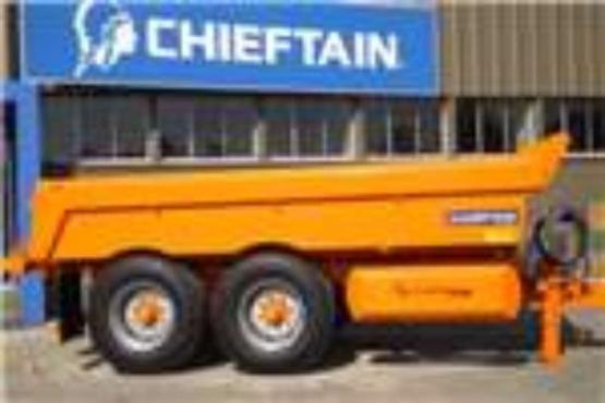 Chieftain 12 Ton Dum