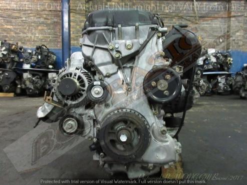 MAZDA PREMACY -LF 2.0L EFI 16V SIDE COIL Engine -MAZDA 3 / 5