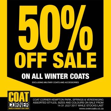 The World's BIggest Coat Shop