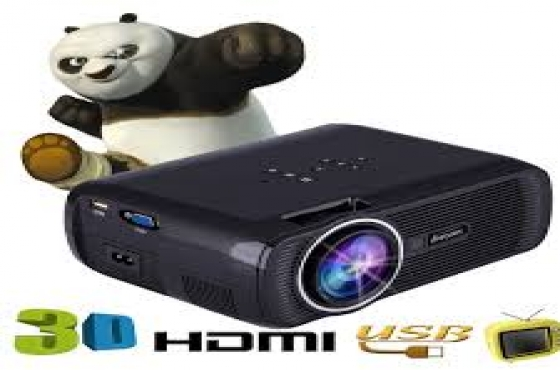 Projector Android 800 Lumins