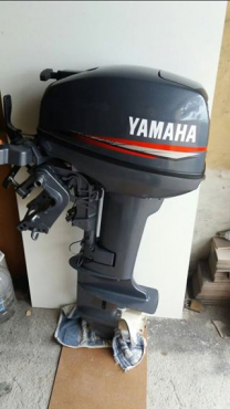 15Hp Yamaha outboard | Junk Mail