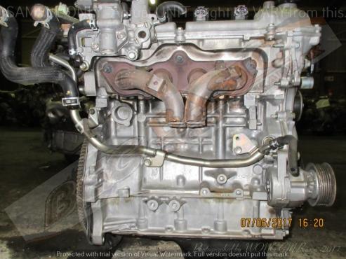 MAZDA 2/3 -ZY 1.5L EFI 16V Engine