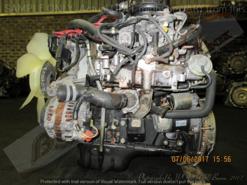 MITSUBISHI MIVEC -4G92 1.8L CARB 16V Engine -COLT LANCER