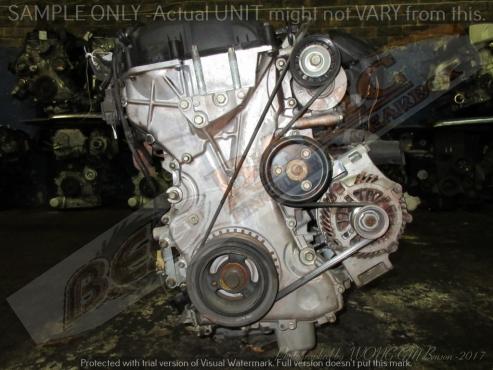 MAZDA -LF 2.0L EFI 16V INDIVIDUAL COIL Engine -MAZDA 3 / 5, PREMACY