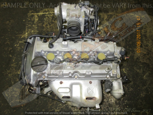 MITSUBISHI COLT LANCER -4G15 1.5L EFI 16V MIVEC Engine
