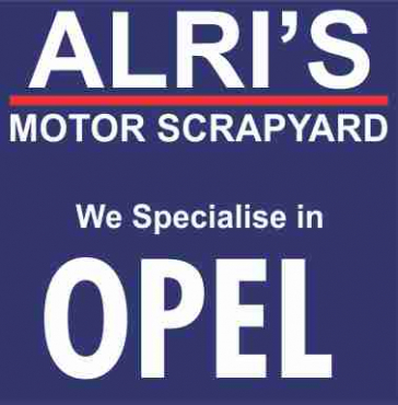 Opel Spares