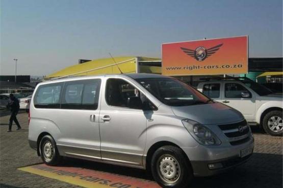 Hyundai H1 2.4 Wagon