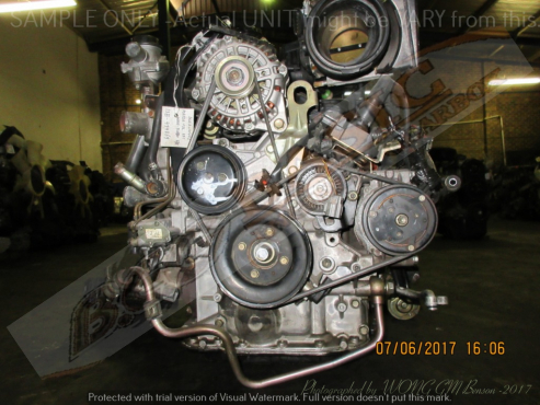 MAZDA RX8 -13B MSP 1.3L ROTARY Engine -4 POTS (LOW POWER)