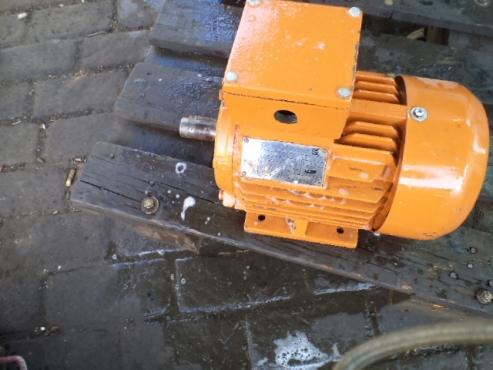 525 volt 1,5 kw electric motors
