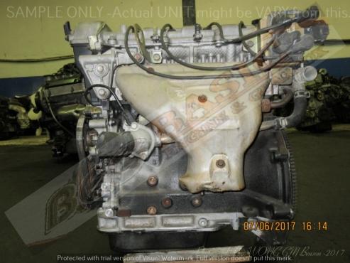 MAZDA 626 -FS 2.0L EFI 16V SIDE COIL Engine -FORD TELSTAR