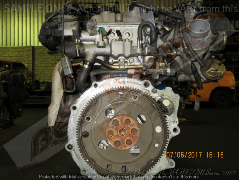 MAZDA 626 -FS 2.0L EFI 16V DISTRIBUTOR Engine -FORD TELSTAR