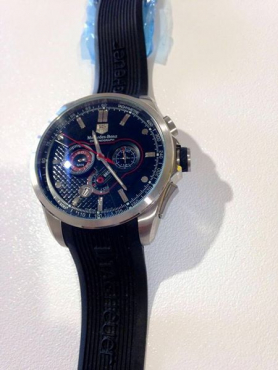972c943cc1d Blue Mercedes Benz watch