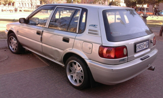 2006 toyota tazz for sale | junk mail