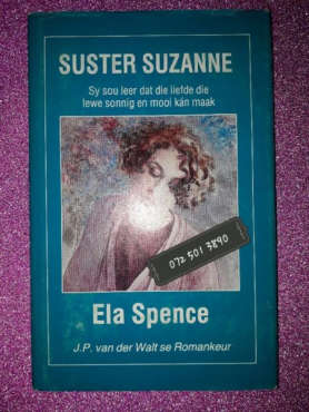 Suster Suzanne - Ela Spence.