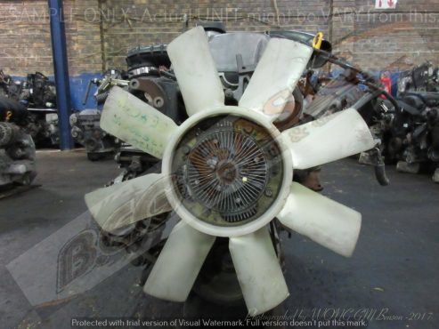 NISSAN 1 TONNER -NA20 2.0L LPG 8V Engine