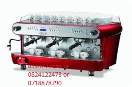 WE SALE ALL COFFEE MACHINES & equipment A to z