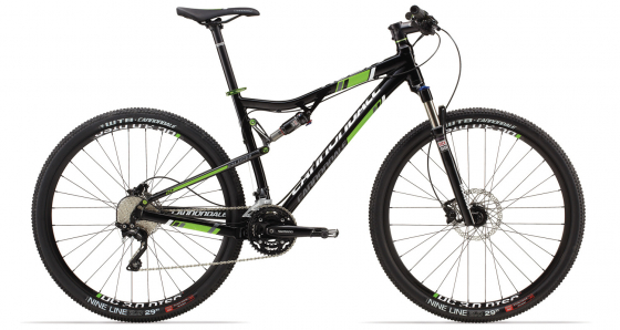 Bicycle- 29ER Mountain Bike Cannondale Rush 2 Mountain Bike