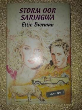 Storm Oor Saringwa - Ettie Bierman.