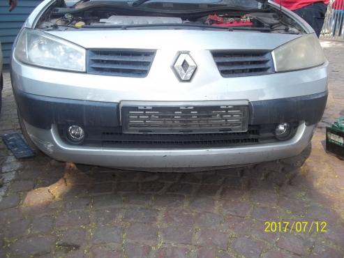 Renault Megane II Sh