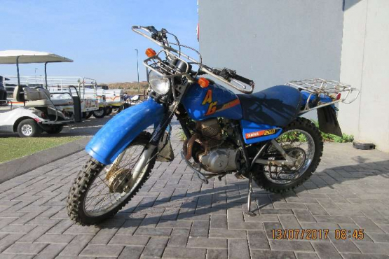 Yamaha AG200 Farm Bike