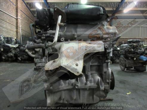 NISSAN TIIDA -HR15 1.5L EFI 16V Engine -MARCH K12