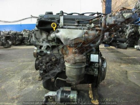 NISSAN MARCH -CG10 1.0L EFI 16V Engine