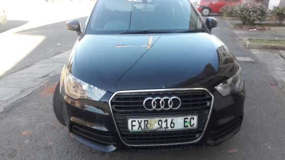 Audi A1 Hatchback 2013 model in Good Condition for Sale