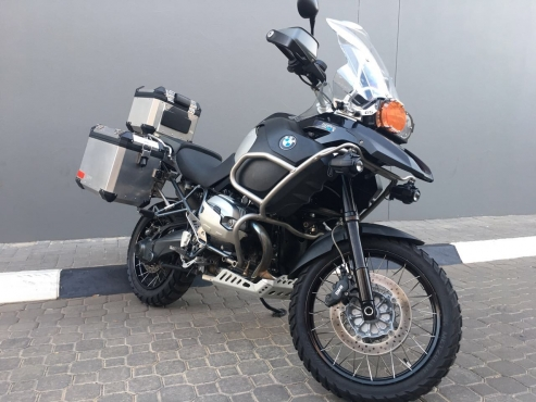 2013 BMW R1200 GS ADVENTURE