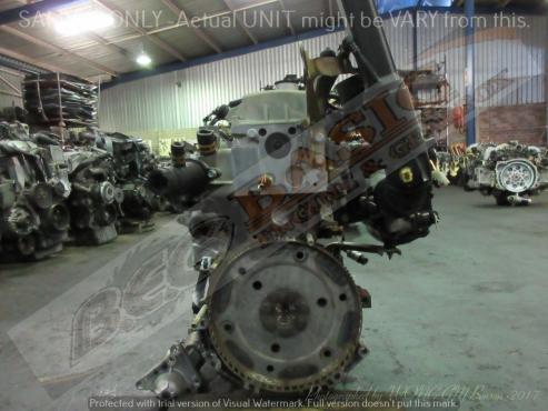 RENAULT CLIO -K7MG 1.6L EFI 8V Engine