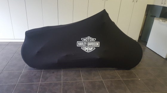 Motorbike Covers - Custom made by Coverworx