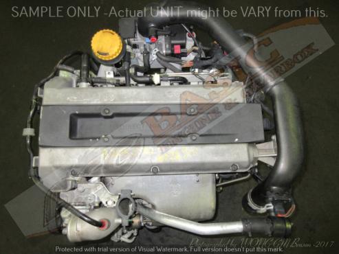 SAAB 9-5 -B205E 2.0L