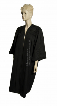Judiciary gowns