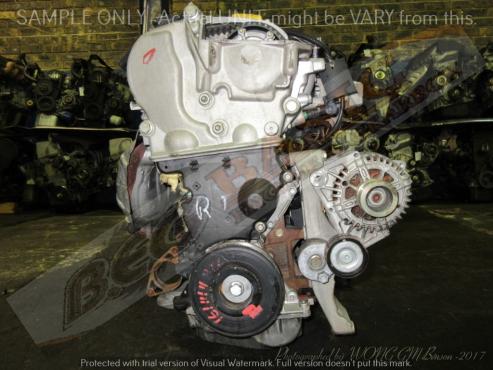 RENAULT SCENIC -F4RI771 2.0L EFI 16V Engine