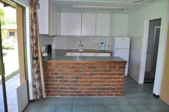 One bedroom flat in secure complex