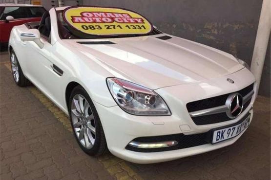 Mercedes Benz SLK SL