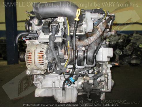 OPEL ASTRA -Z22SE 2.2L ECOTEC 16V Engine