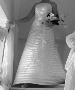 stunning wedding dress / matric farewell dresss