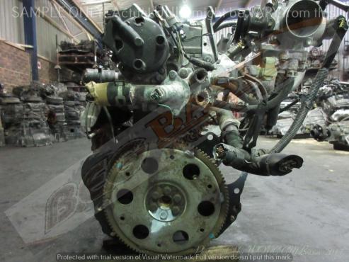 TOYOTA COROLLA -5A FE 1.5L EFI 16V Engine -Distributor