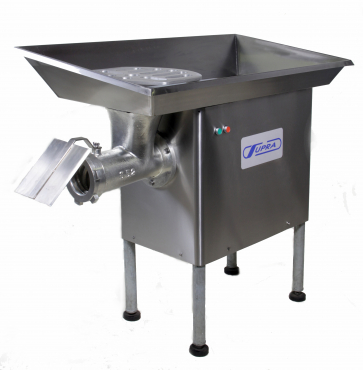 SUPRA STAINLESS STEEL S52 MINCER MANUFACTURED BY T AND T JEFTHA ENGINEERING.