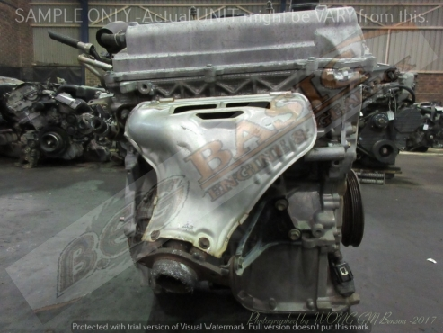 TOYOTA YARIS -2NZ 1.3L VVTI Engine
