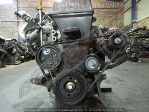 TOYOTA COROLLA -5A FE 1 5L EFI 16V Engine -Distributor