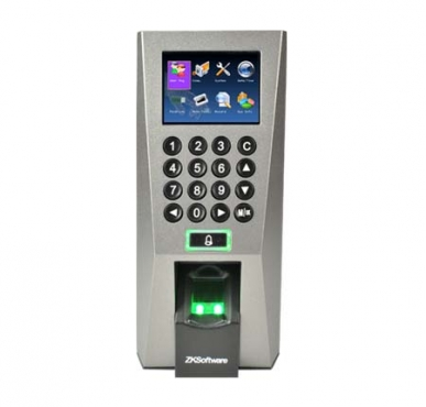 Clocking machines and Fingerprint systems with software from R 2750.00