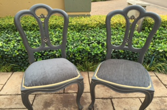 Modern French Chairs