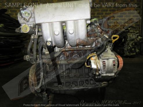 TOYOTA COROLLA -4A GE III 1.6L T/CAM 16V Engine