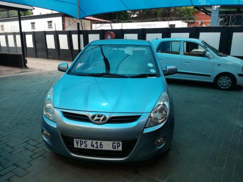 2009 Hyundai i20 1.4