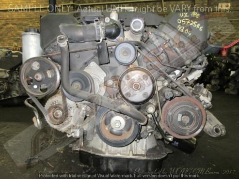 TOYOTA LEXUS -1UZ FE 4.0L 8V Engine with AUTO Gearbox