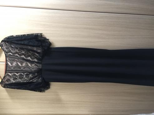 Black evening dress / Matric Dance